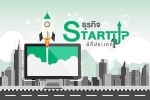 ธุรกิจ Startup มีกี่ประเภท