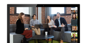 Hangouts โซลูชันการประชุมทางวิดีโอสำหรับธุรกิจ