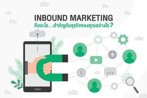 Inbound Marketing คืออะไร สำคัญกับธุรกิจของคุณอย่างไร?