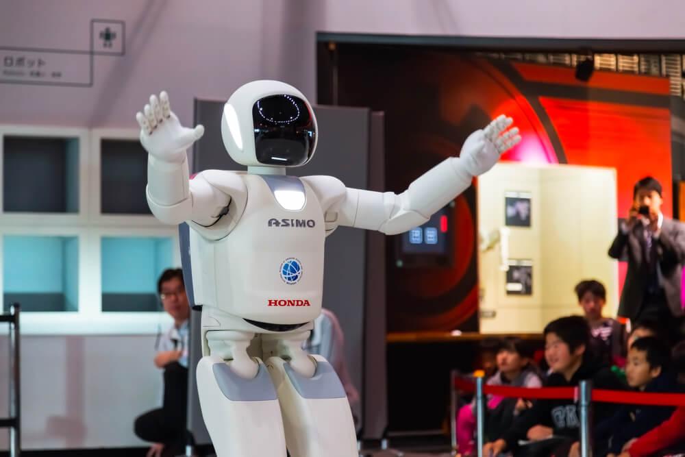 หุ่นยนต์ ASIMO