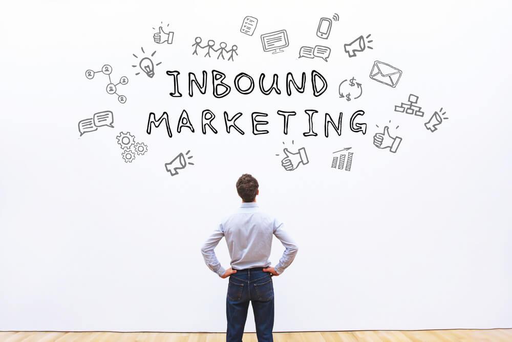 การตลาดแบบดึงดูด Inbound Marketing