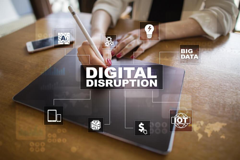 ธุรกิจ Digital Disruption