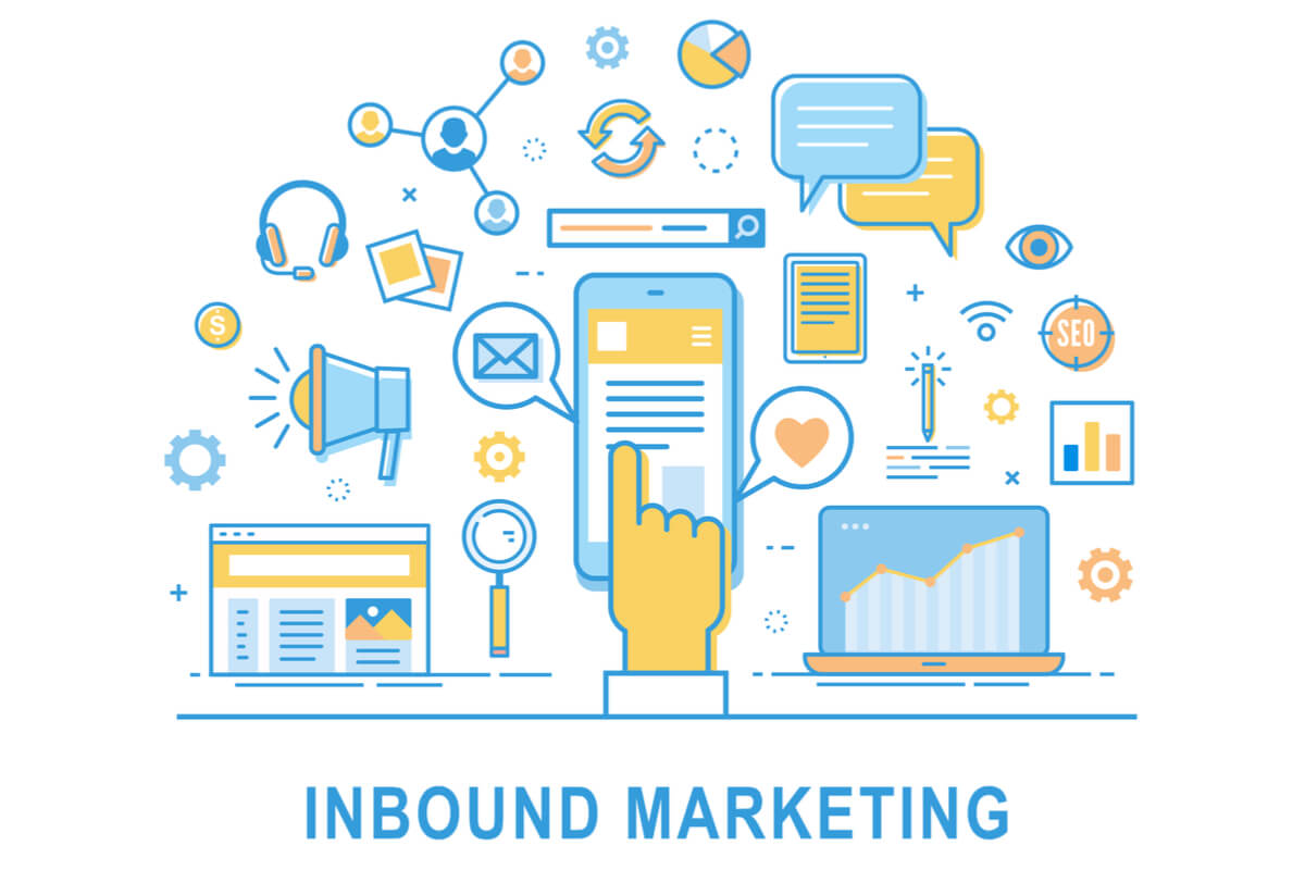 หัวใจ Inbound marketing