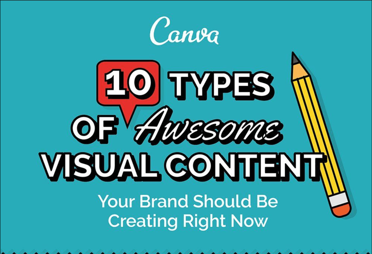 10 ideas for visual content