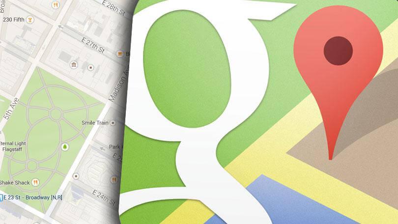 google+maps+ads